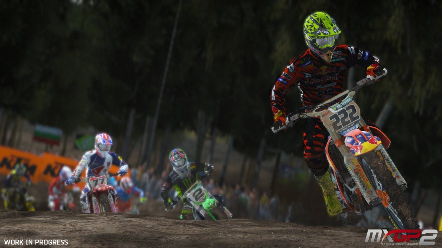 MXGP2 – The Official Motocross Videogame (Xbox One) - 4