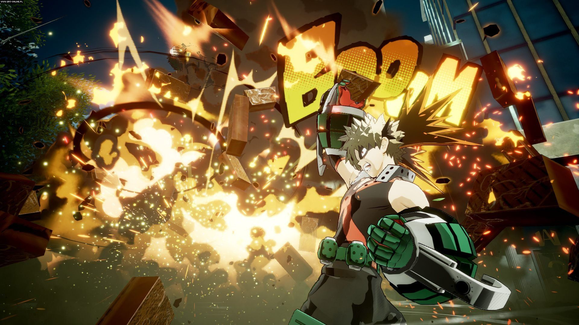 My Hero One's Justice (PS4) - 6