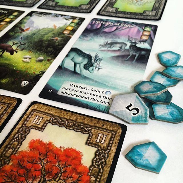 Kết quả hình ảnh cho juego de mesa mystic vale
