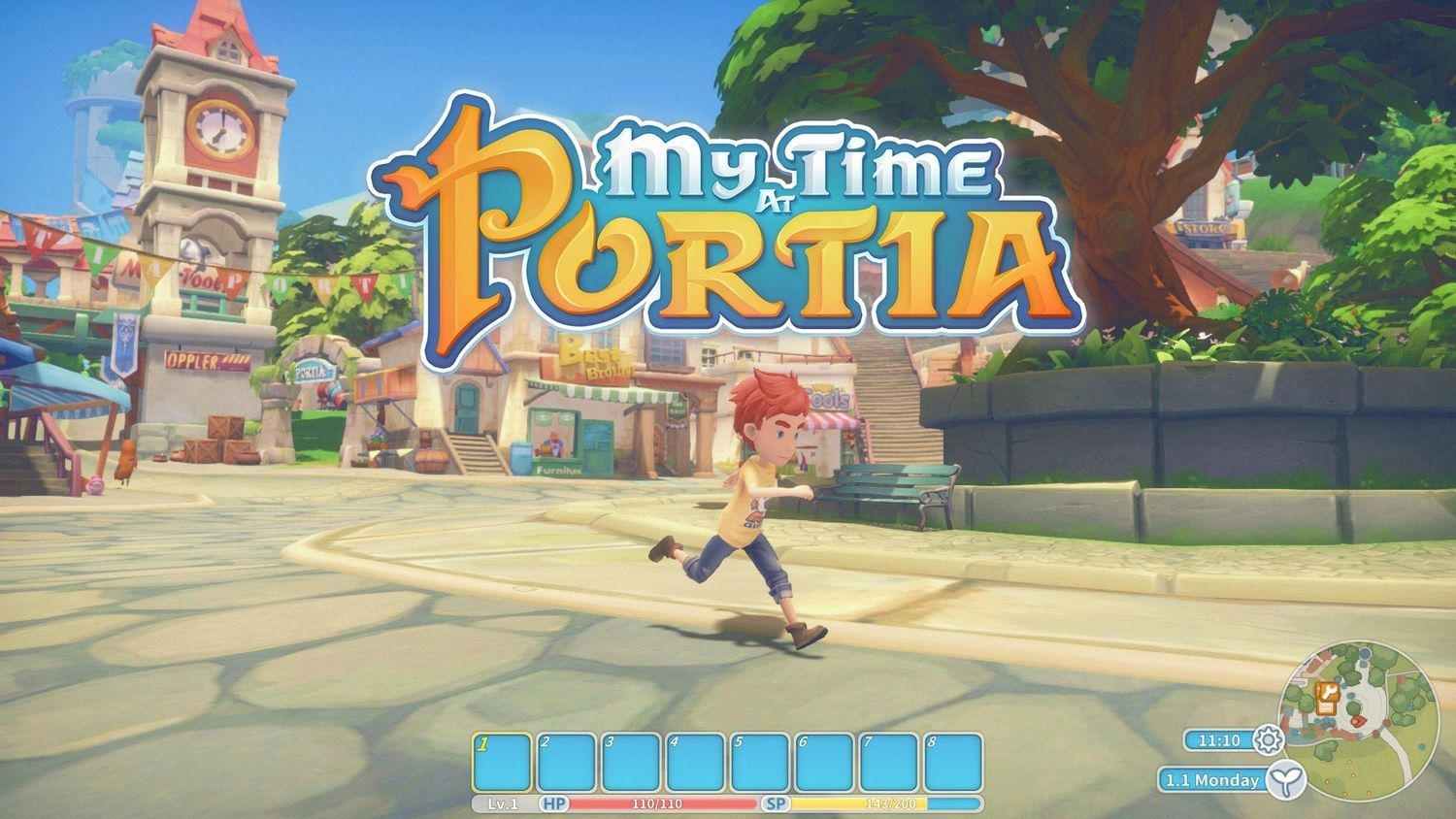 My Time At Portia (Nintendo Switch) - 11