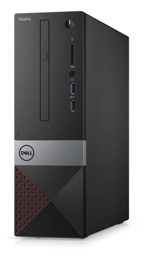 Настолен компютър Dell Vostro - 3471 SFF, черен - 1
