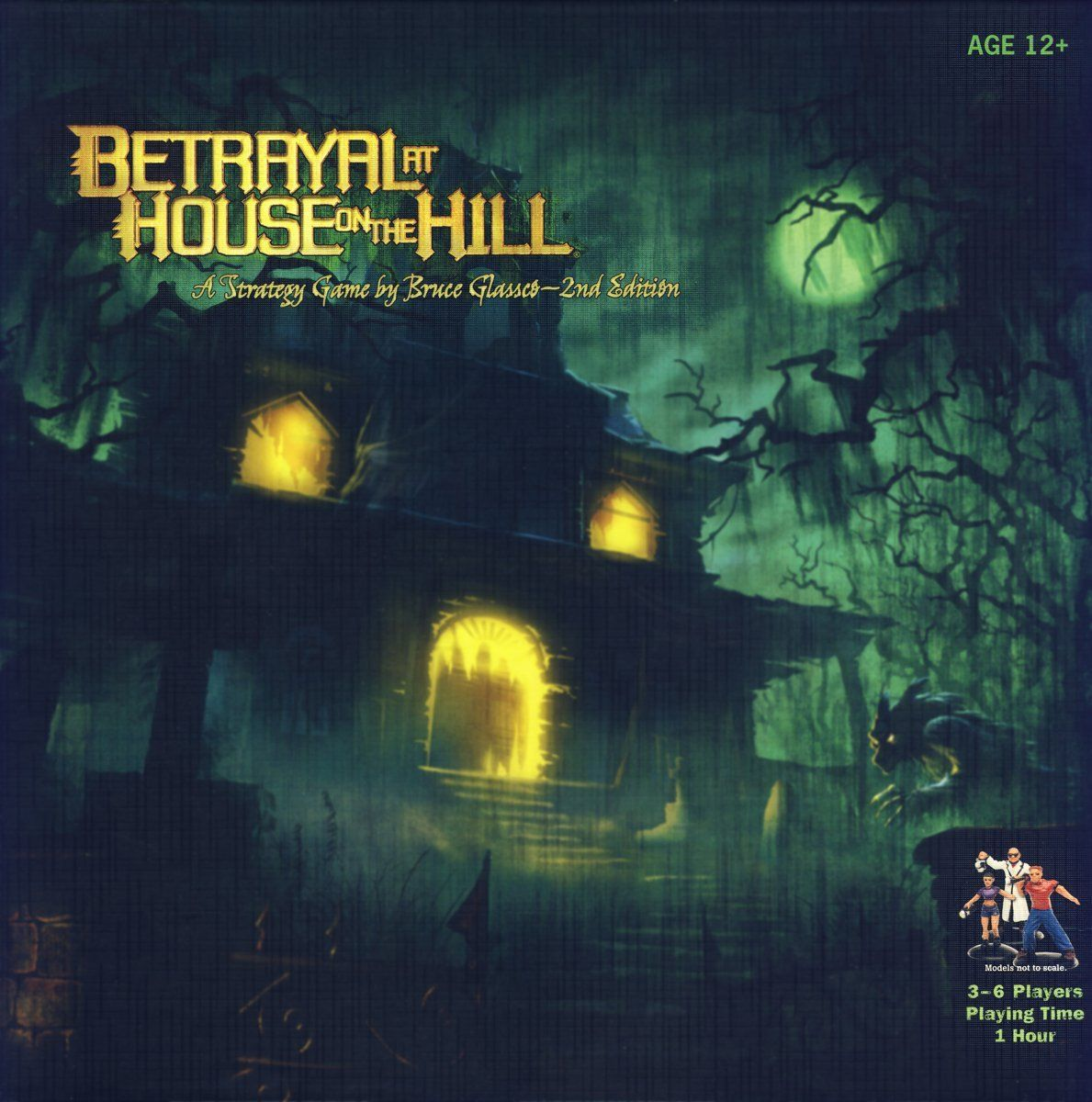 Настолна игра Betrayal at House on the Hill (2nd Edition) - 2