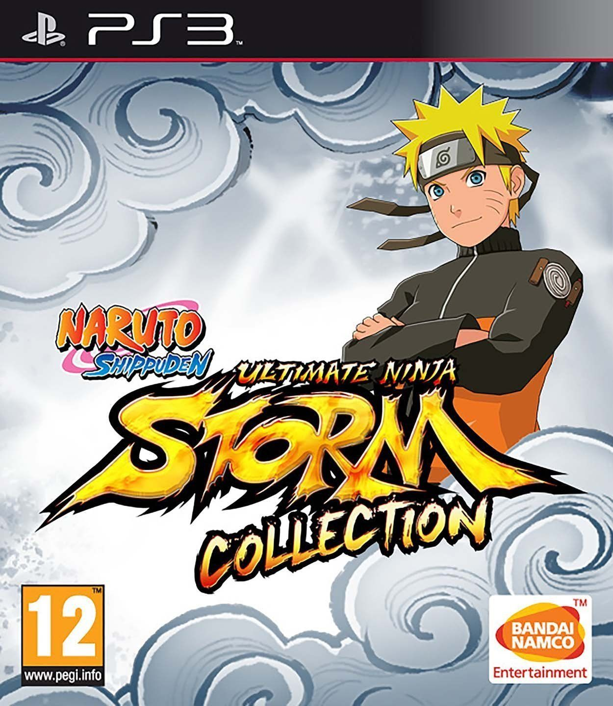 Naruto Shippuden Ultimate Ninja Storm Collection (PS3) - 1
