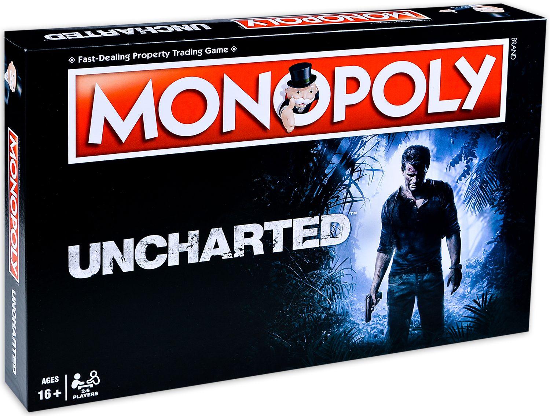 Настолна игра Monopoly - Uncharted - 6