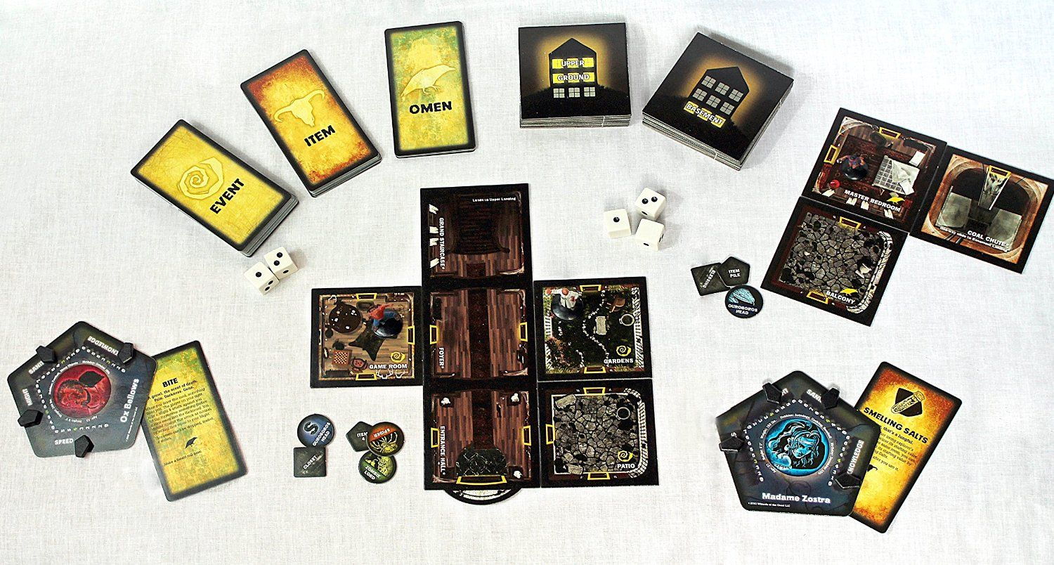 Настолна игра Betrayal at House on the Hill (2nd Edition) - 3