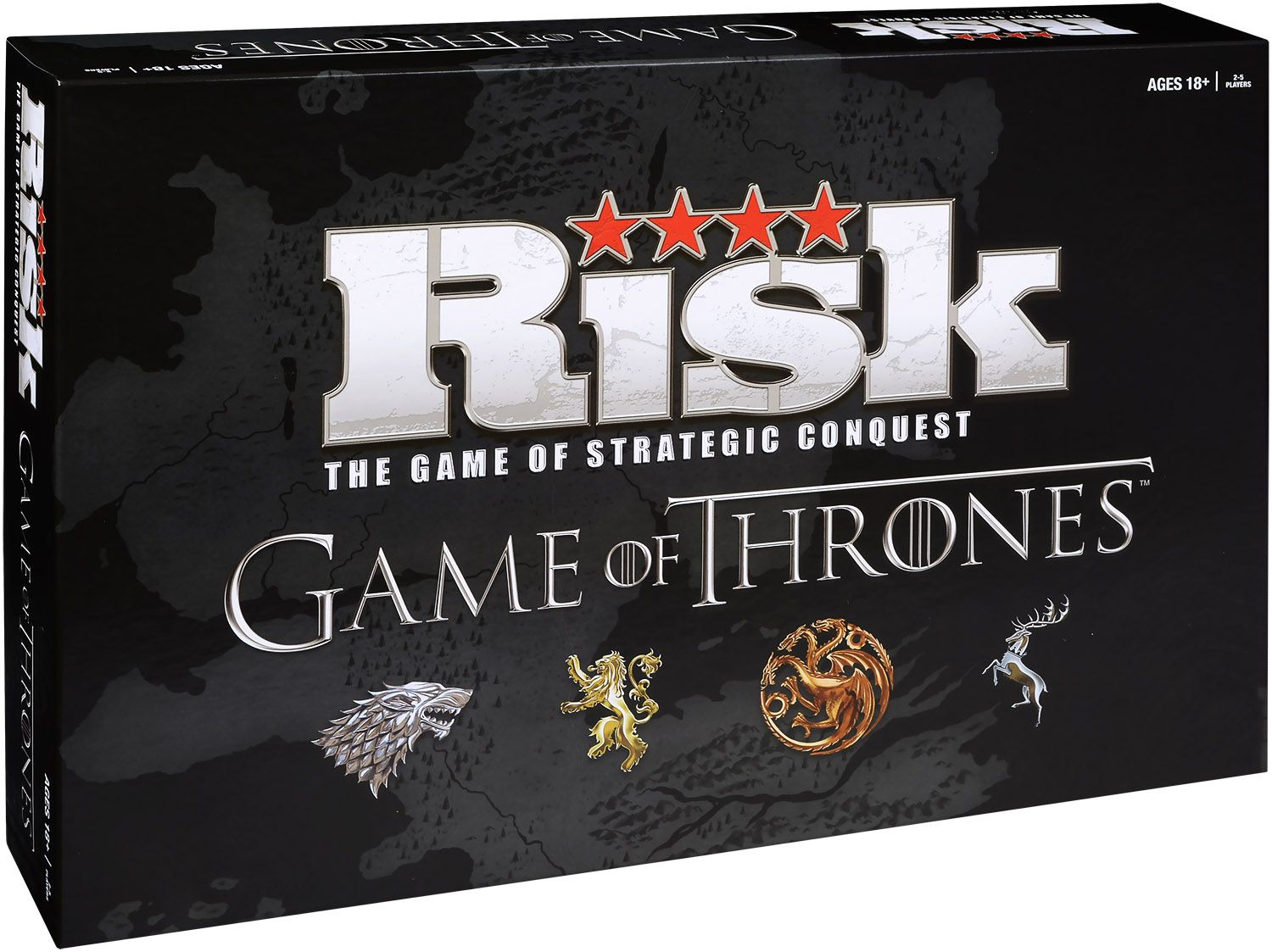 Настолна игра Risk: Game of Thrones Skirmish Edition - 1