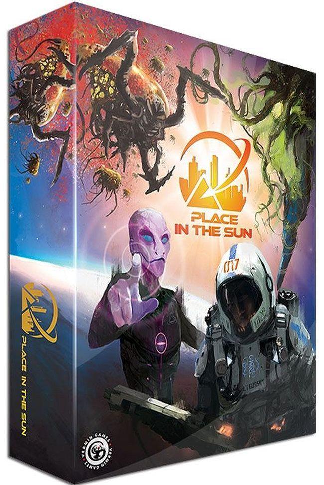 Настолна игра A Place in The Sun - Базова - 1