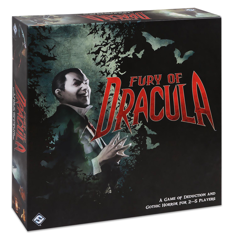 Настолна игра Fury of Dracula (3rd Edition) - 1
