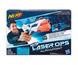 Лазерен бластер Hasbro Nerf - AlphaPoint - 1
