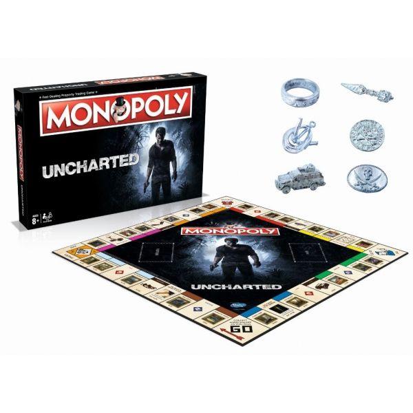 Настолна игра Monopoly - Uncharted - 2