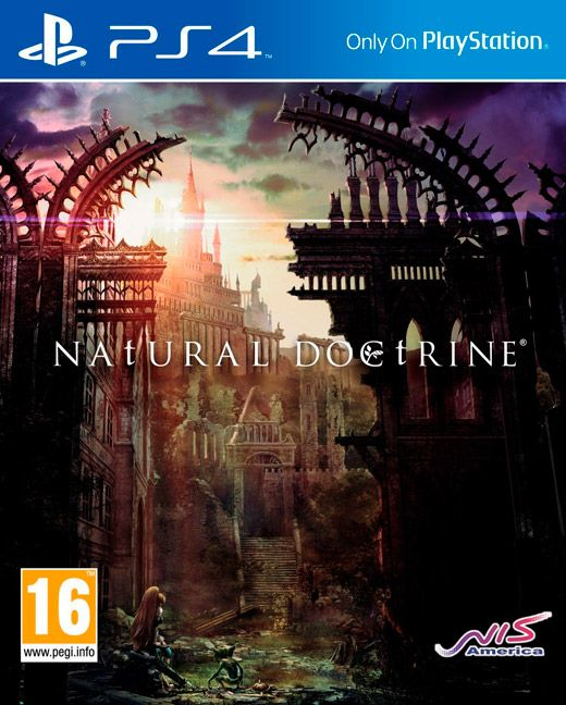 NAtURAL DOCtRINE (PS4) - 1