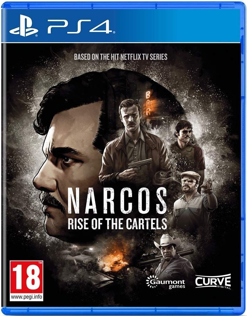 Narcos: Rise of the Cartels (PS4) - 1