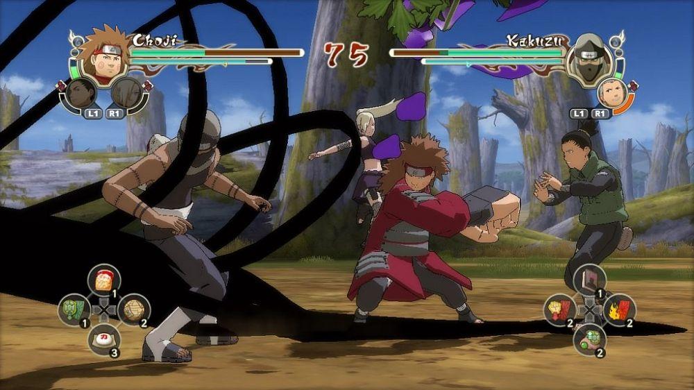 Naruto Shippuden Ultimate Ninja Storm Collection (PS3) - 9