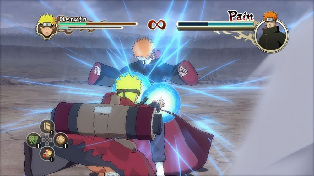 Naruto Shippuden Ultimate Ninja Storm Collection (PS3) - 12