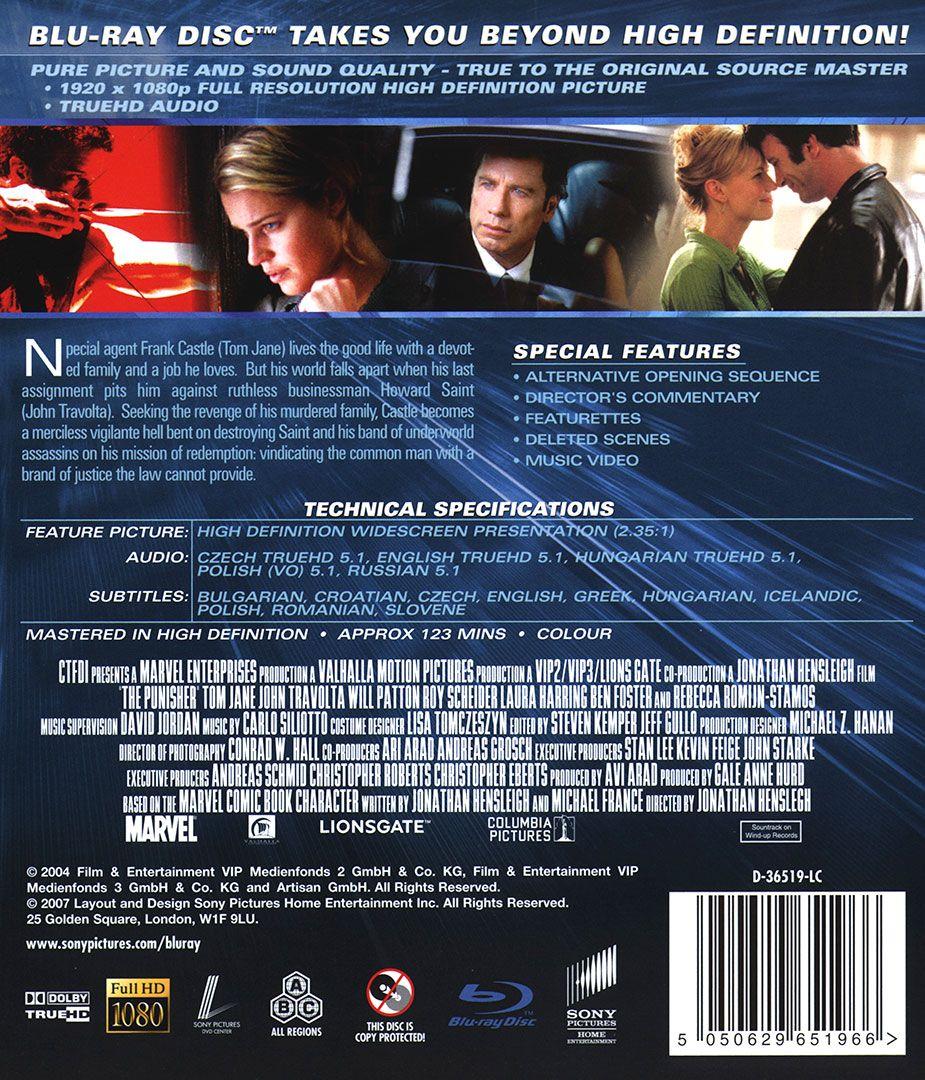 Наказателят (Blu-Ray) - 2