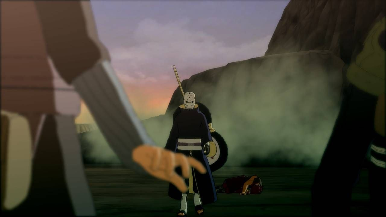 Naruto Shippuden Ultimate Ninja Storm Collection (PS3) - 5