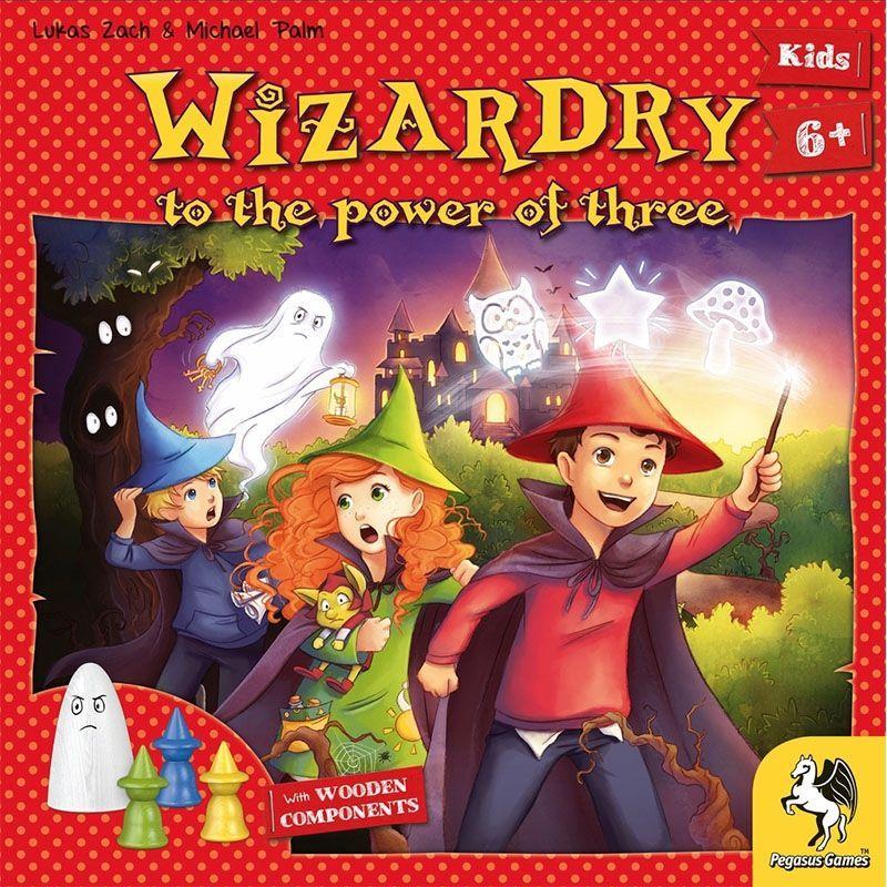 Настолна игра Wizardry to the power of three - 4