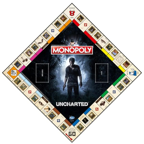 Настолна игра Monopoly - Uncharted - 3