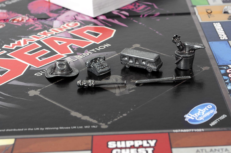 Настолна игра Monopoly - The Walking Dead Edition - 4