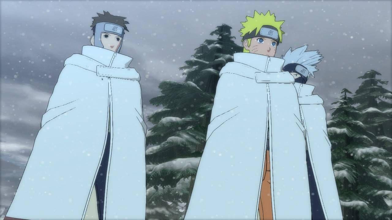 Naruto Shippuden Ultimate Ninja Storm Collection (PS3) - 11