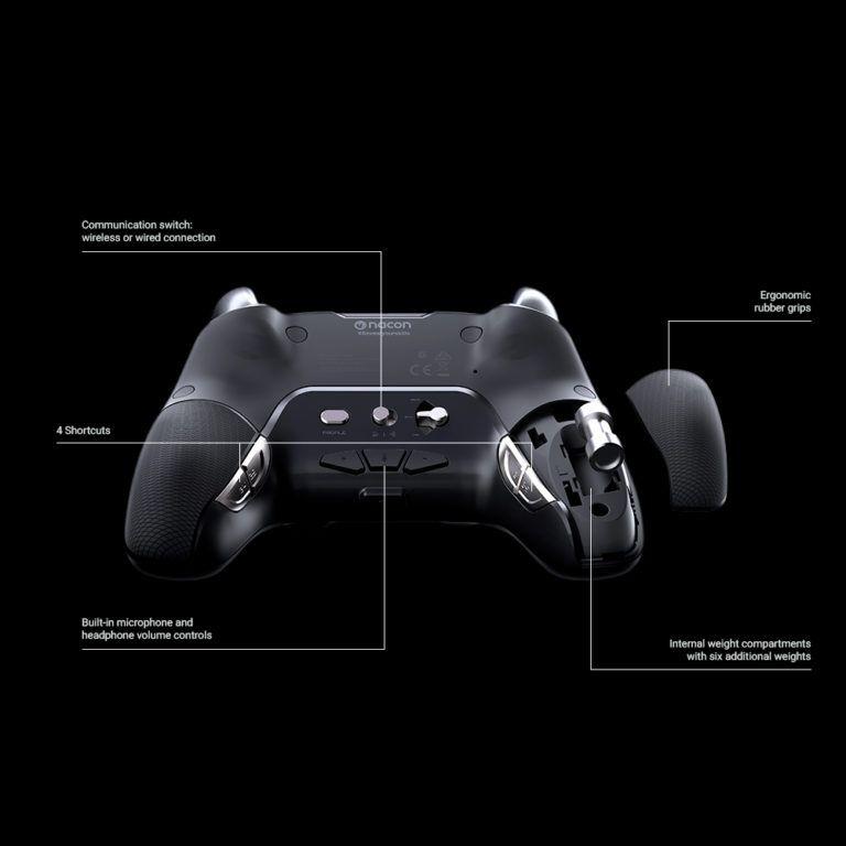 Nacon Revolution Unlimited Pro Controller (PS4) - 7