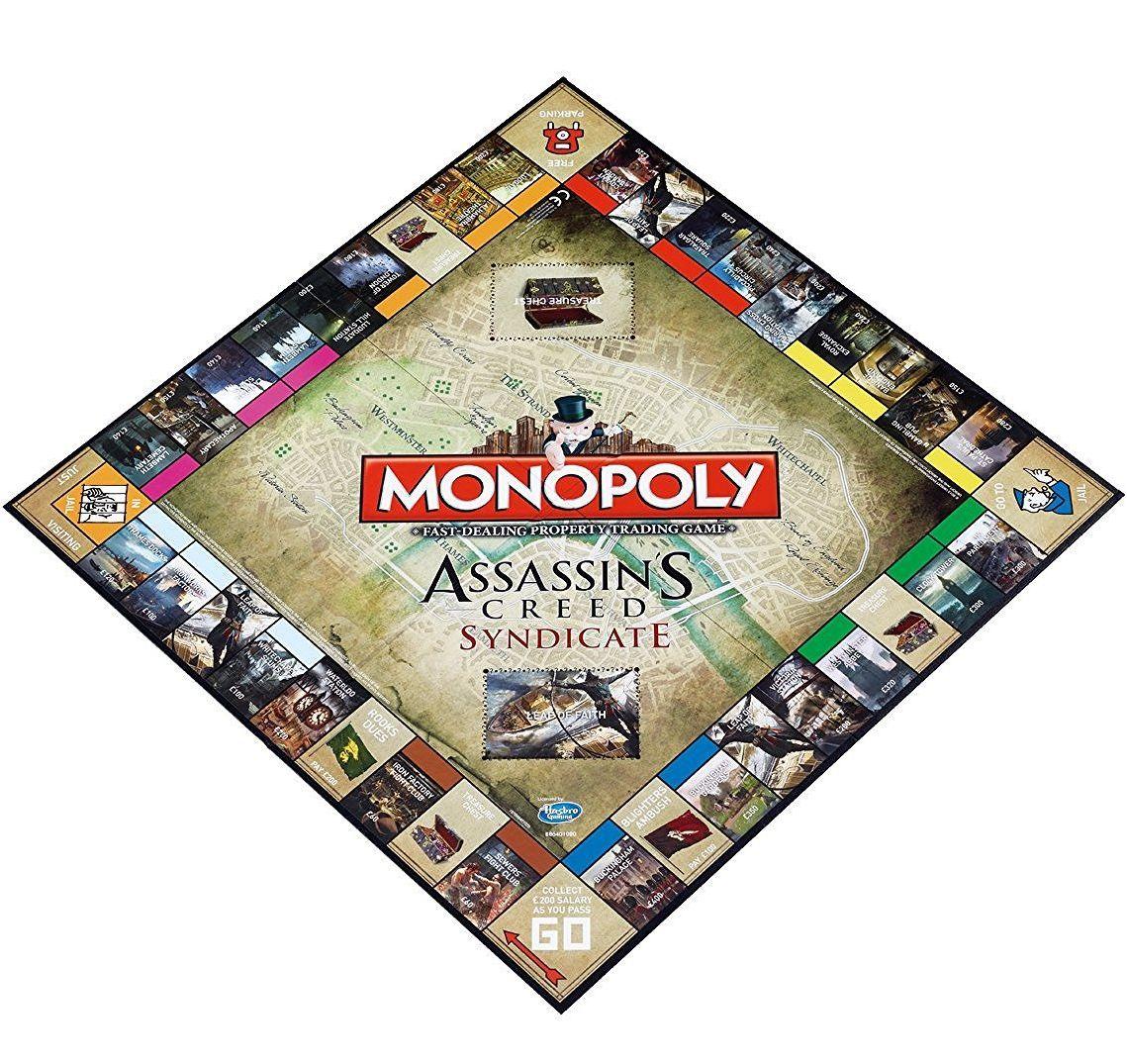 Настолна игра Monopoly - Assassins's Creed Syndicate - 2