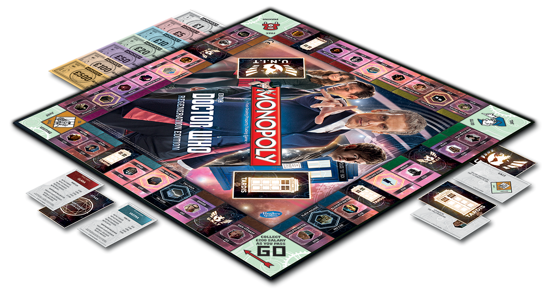Настолна игра Monopoly - Doctor Who Regenerattion Edition - 3