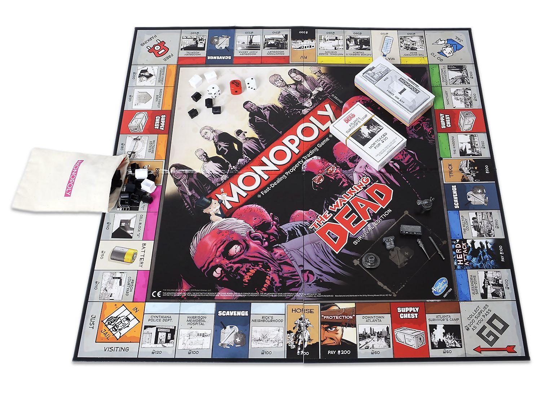 Настолна игра Monopoly - The Walking Dead Edition - 3