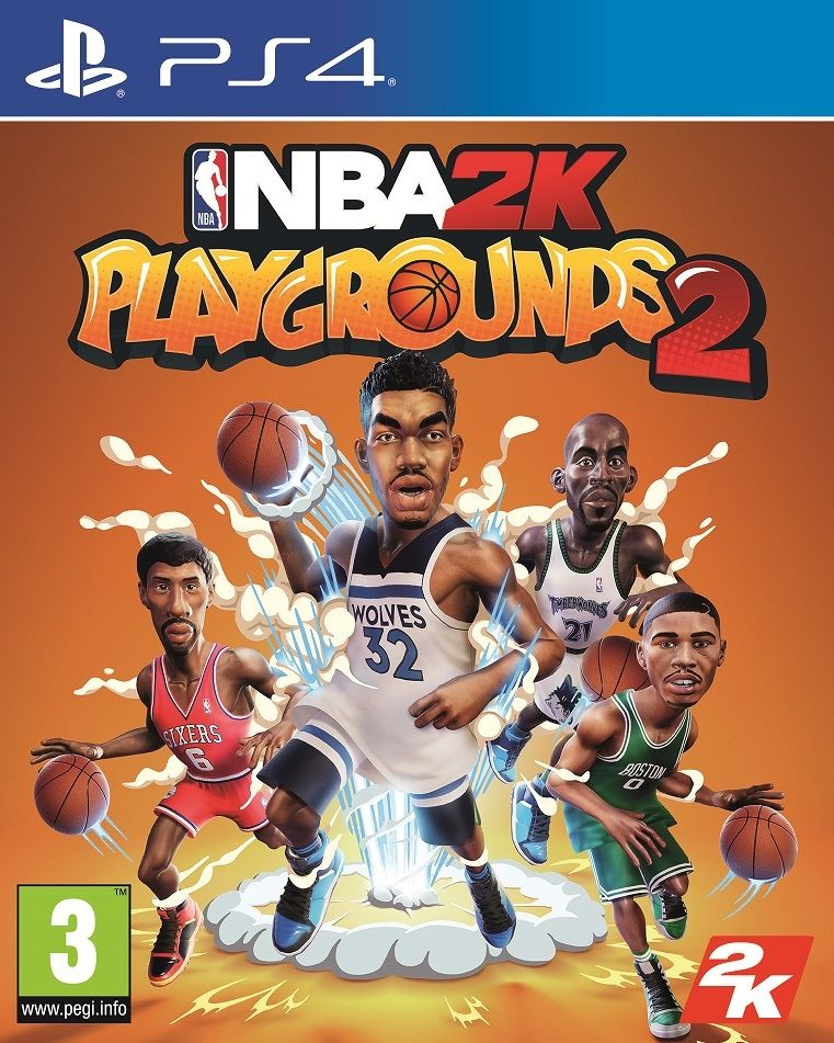 NBA Playgrounds 2 (PS4) - 1