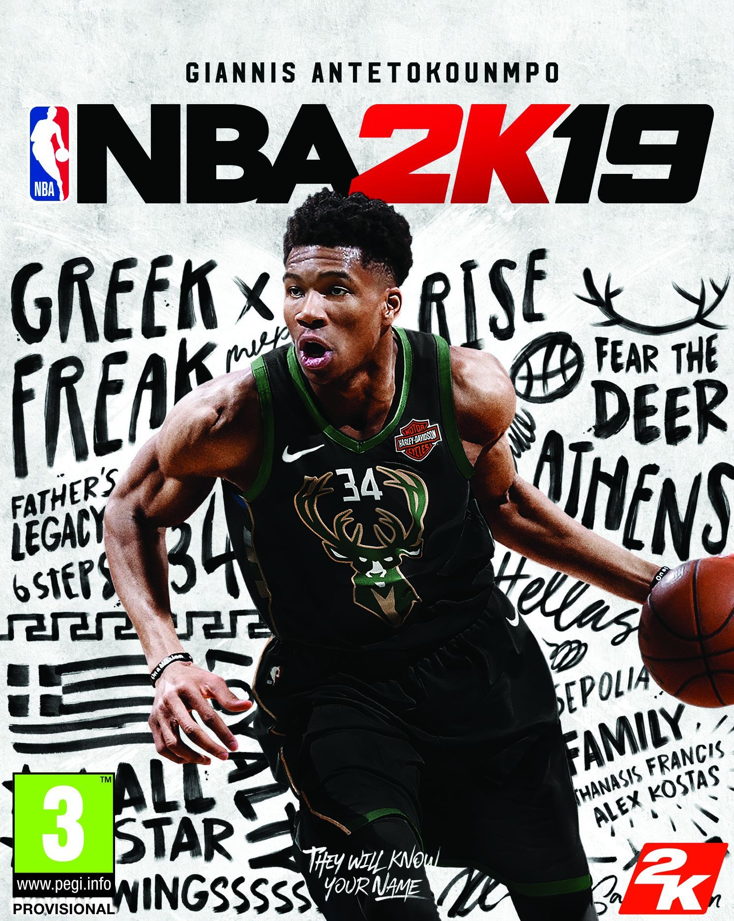 NBA 2K19 (PC) - Code-In-A-Box - 1