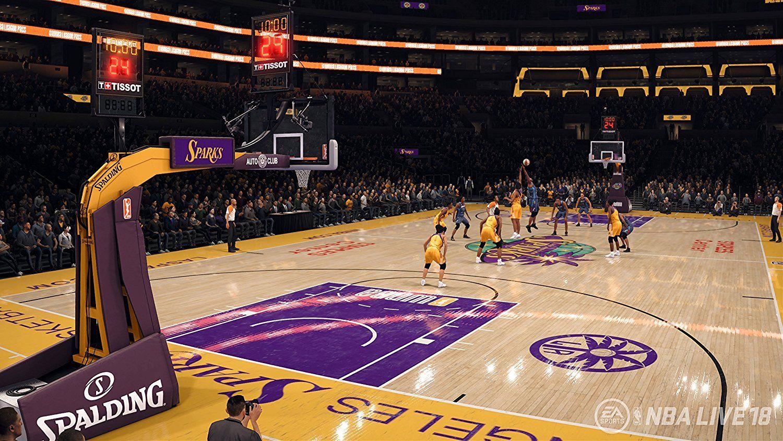 NBA LIVE 18 (PS4) - 3