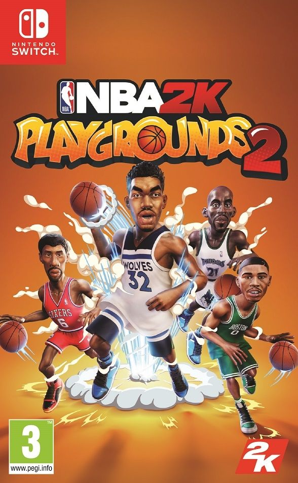 NBA Playgrounds 2 (Nintendo Switch) - 1