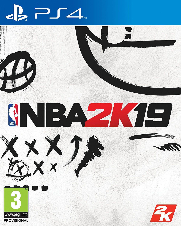 NBA 2K19 (PS4) - 3