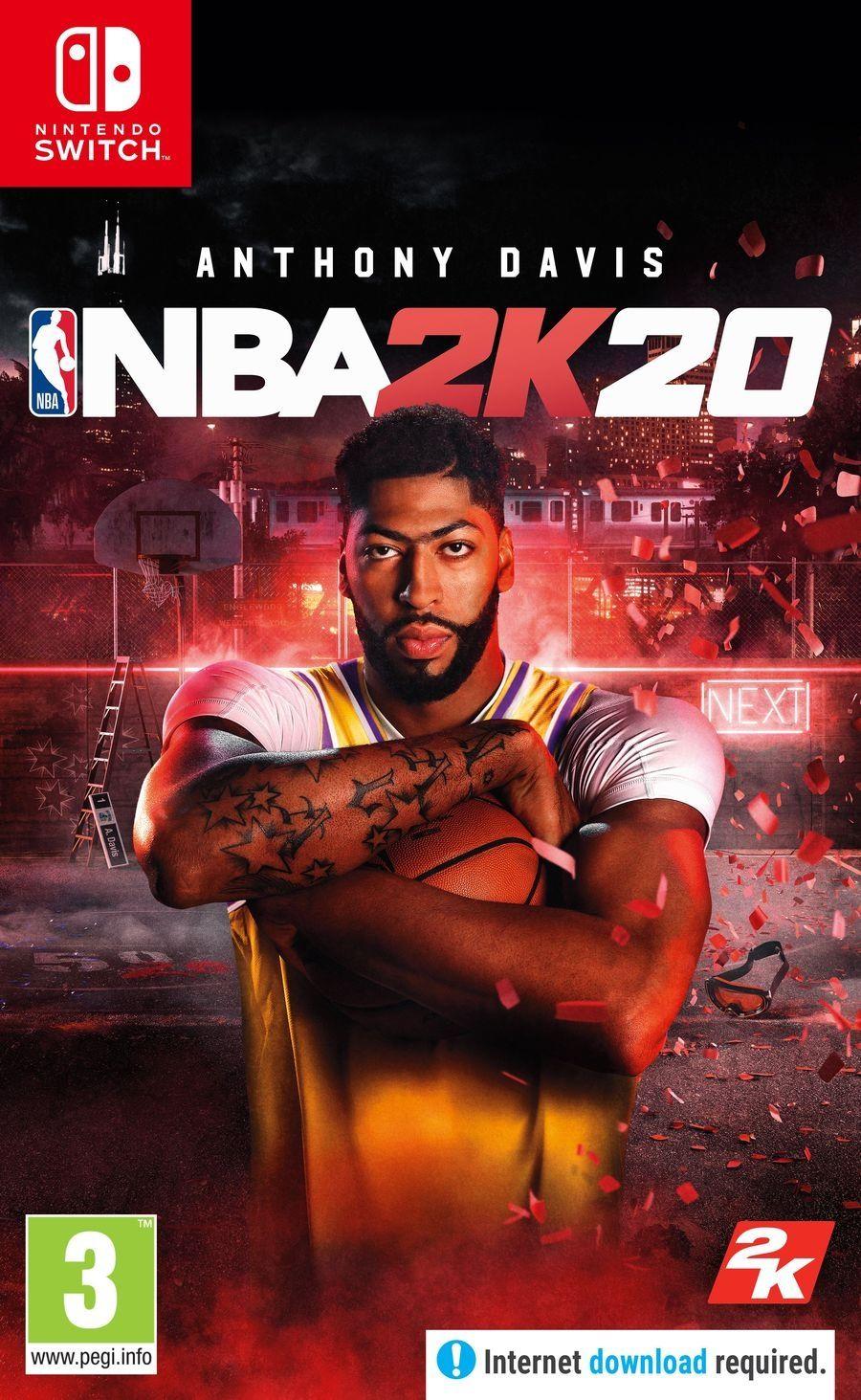 NBA 2K20 (Nintendo Switch) - 1