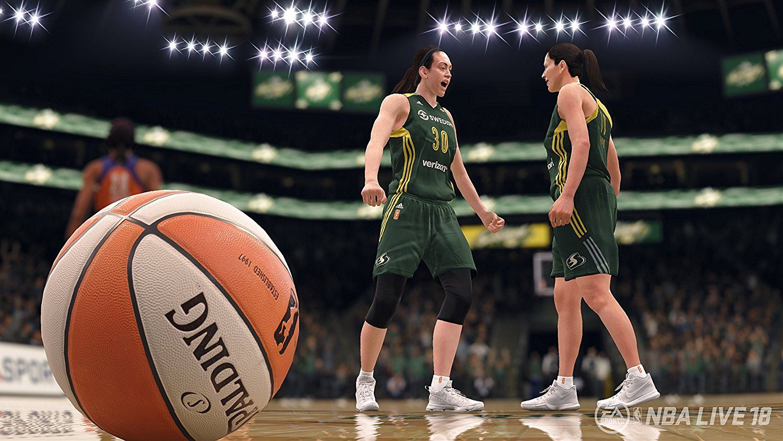 NBA LIVE 18 (PS4) - 6