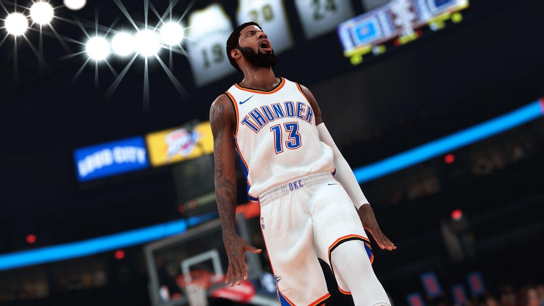 NBA 2K19 (PC) - Code-In-A-Box - 3