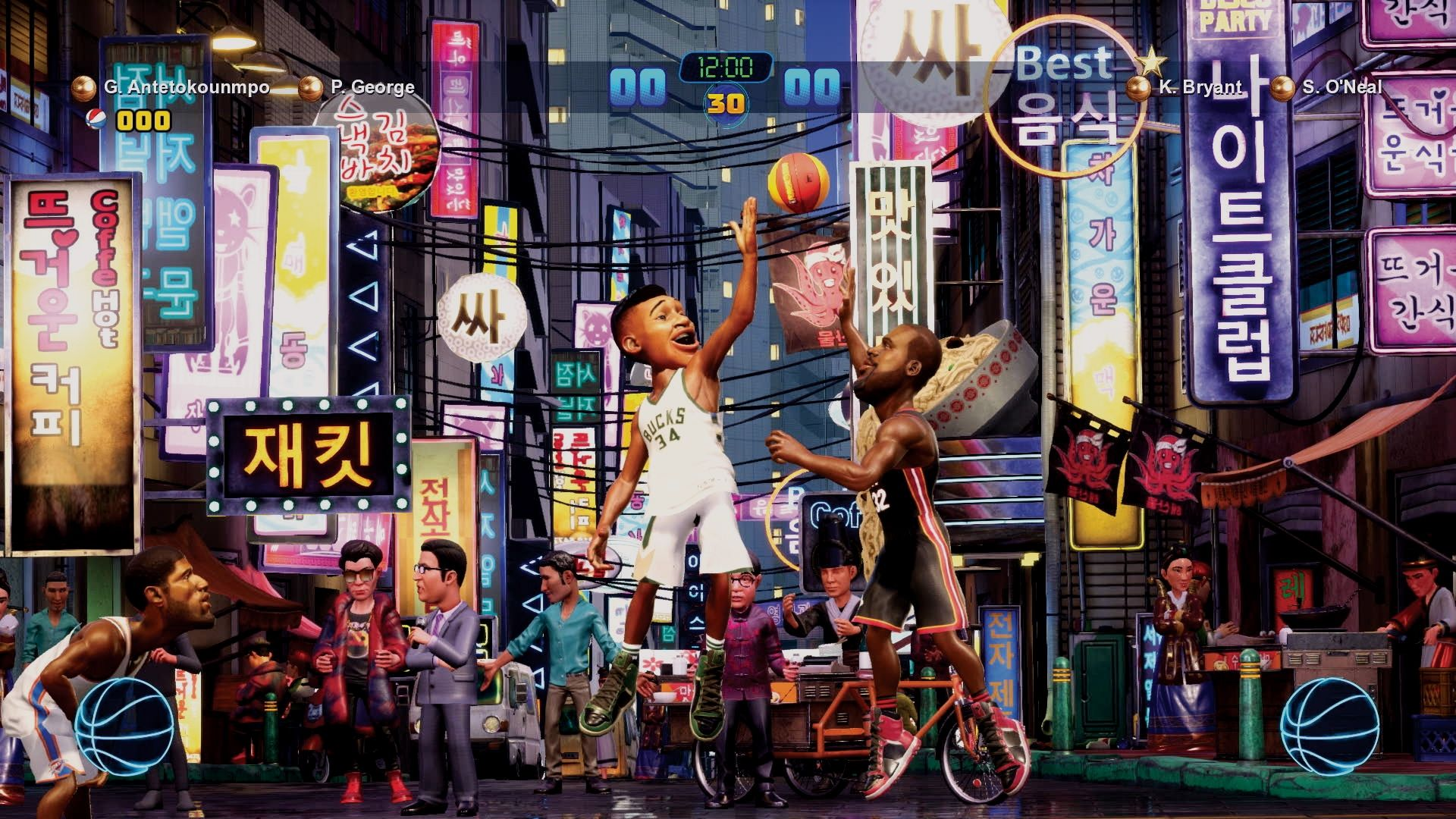 NBA Playgrounds 2 (Xbox One) - 3