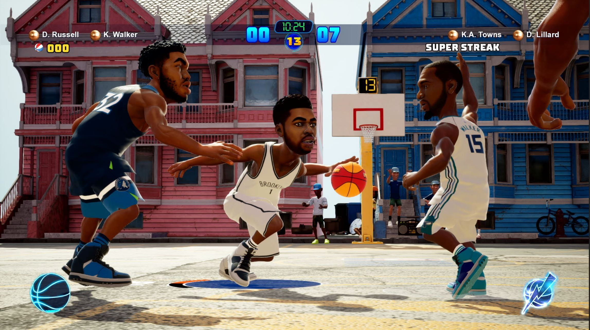 NBA Playgrounds 2 (Nintendo Switch) - 3