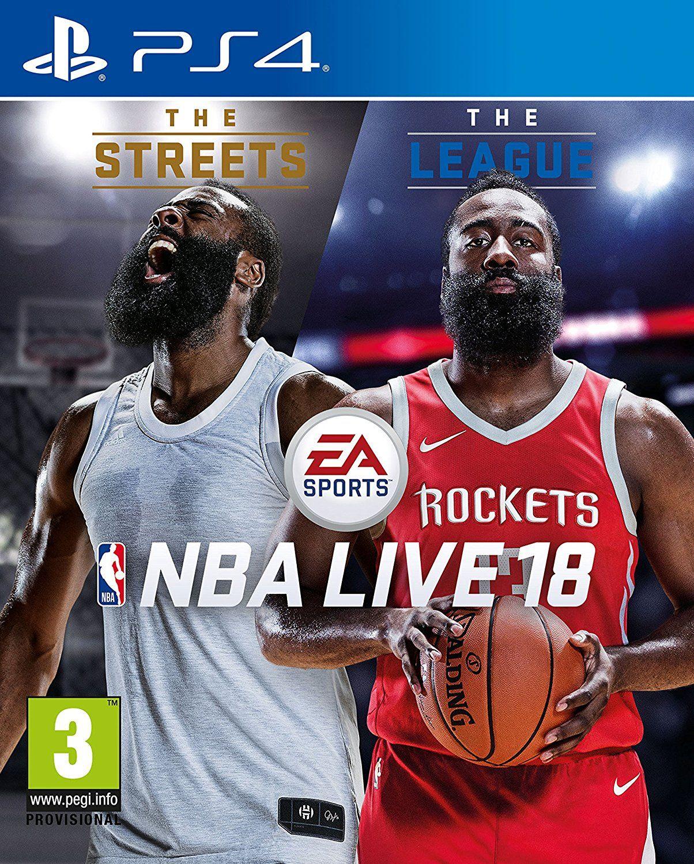 NBA LIVE 18 (PS4) - 1