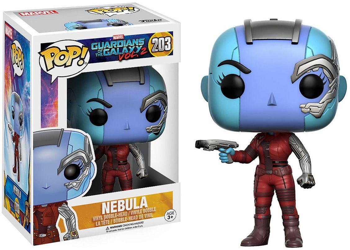 Фигура Funko Pop! Movies: Guardians of the Galaxy vol 2 - Nebula, #203 - 2