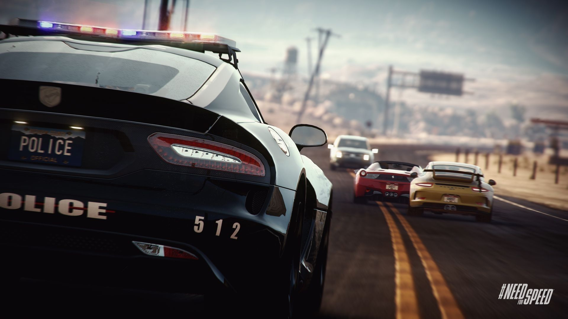 Need for Speed: Rivals (PS4) - 8