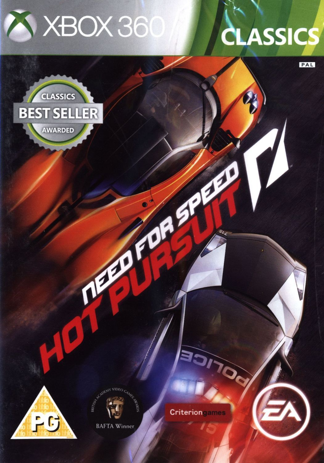 Need for Speed Hot Pursuit (Xbox 360) - 1