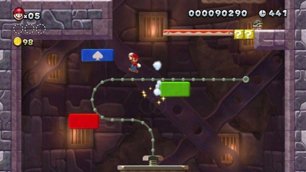 New Super Mario Bros. + New Super Luigi Bros. (Wii U) - 7