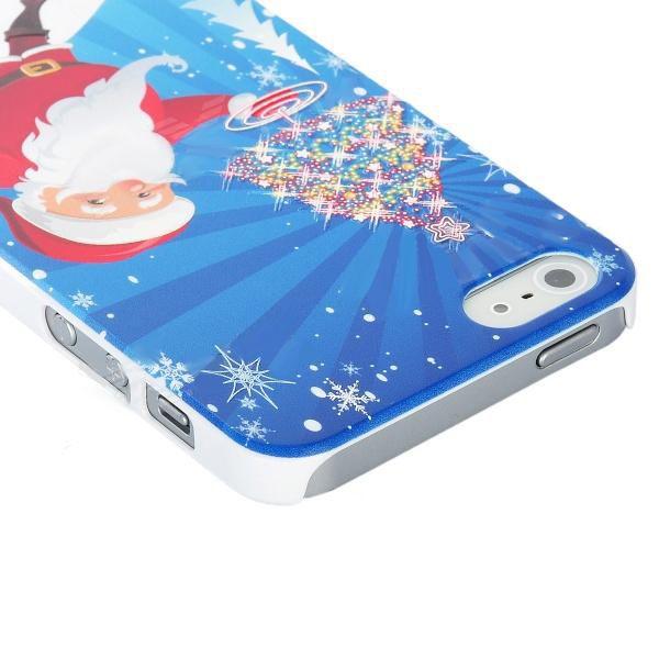 Newtons Santa Claus Case за iPhone 5 - 3