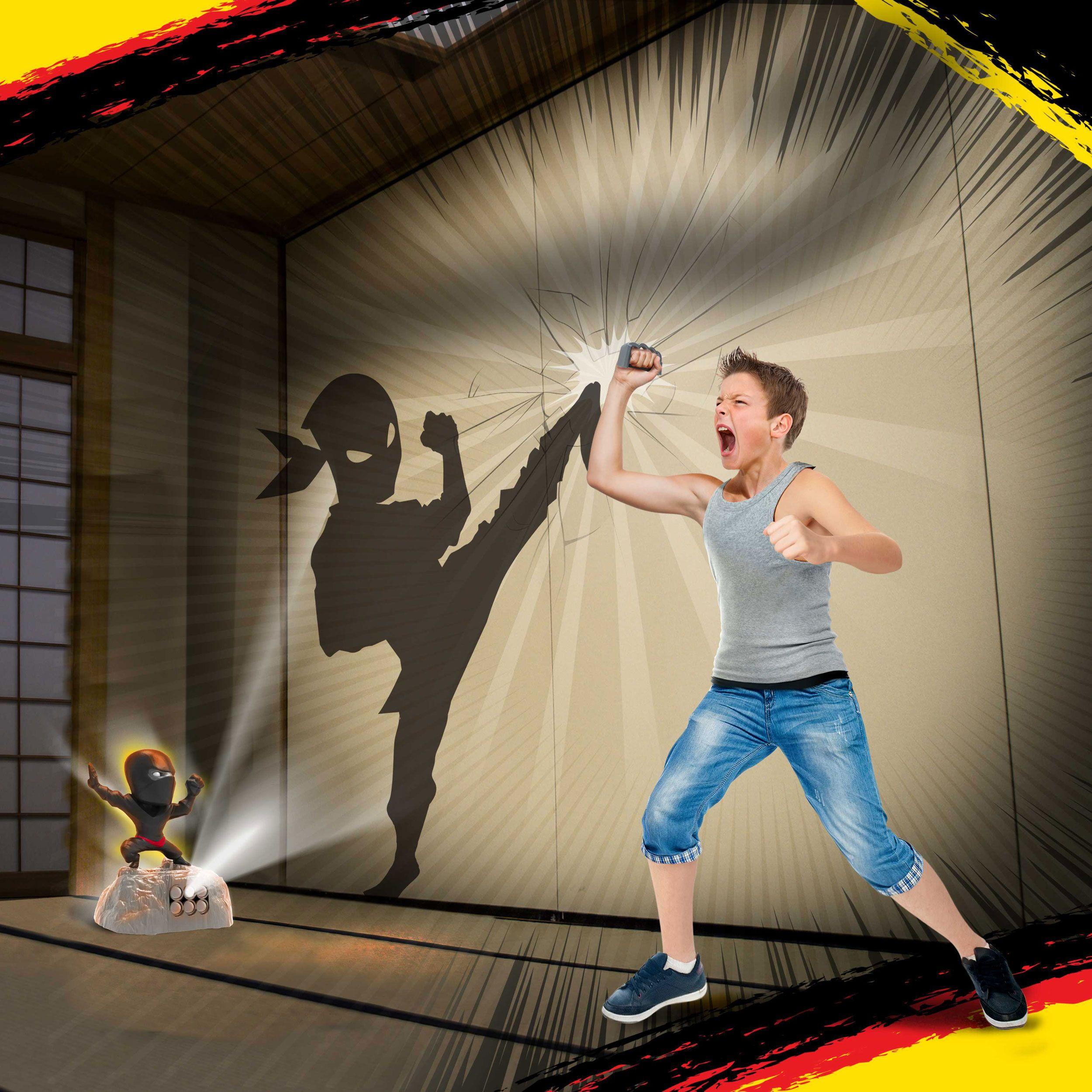 Детска игра Shadow Fighter - Битка с Нинджа Сянка - 2