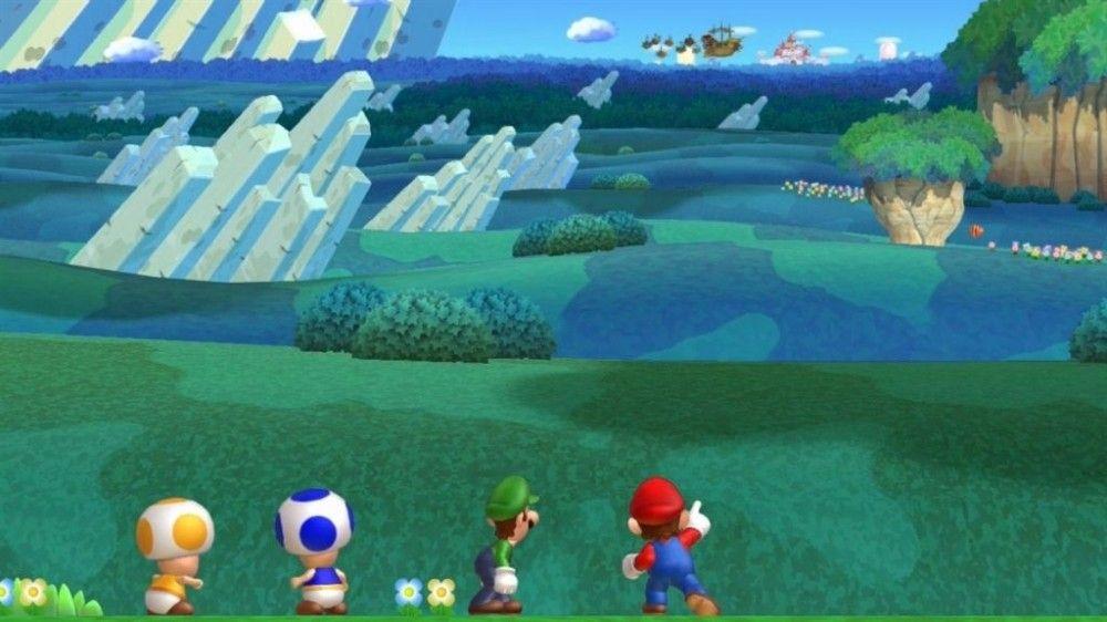 New Super Mario Bros. + New Super Luigi Bros. (Wii U) - 9