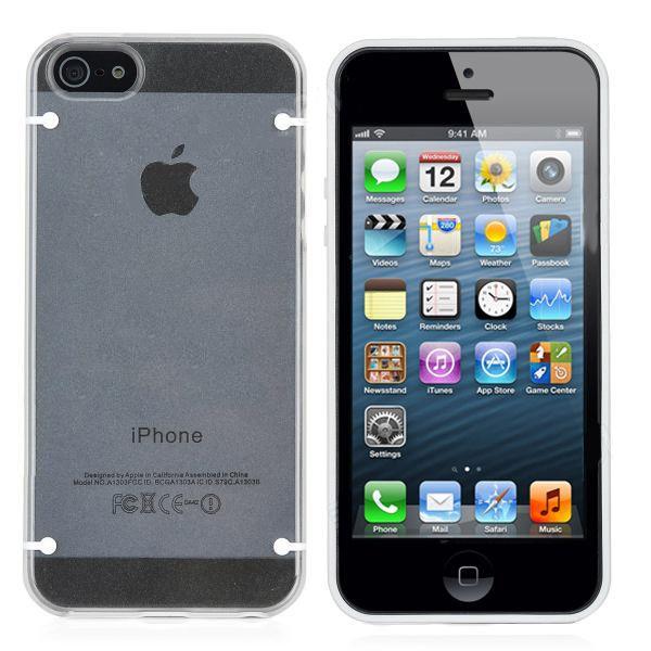 Newtons Edge Glow Case за iPhone 5 - 1