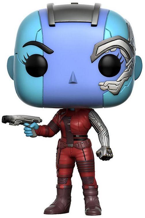 Фигура Funko Pop! Movies: Guardians of the Galaxy vol 2 - Nebula, #203 - 1