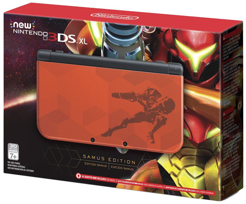 New Nintendo 3DS XL Samus Returns Limited Edition - 1