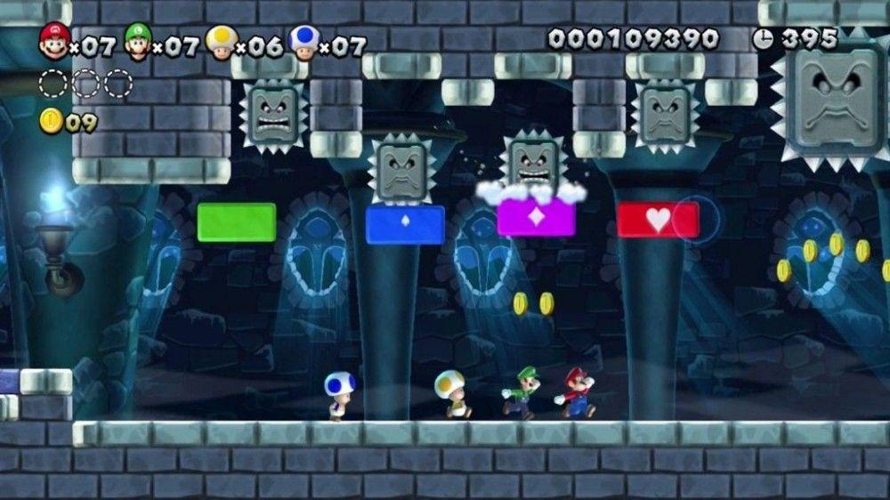 New Super Mario Bros. + New Super Luigi Bros. (Wii U) - 12